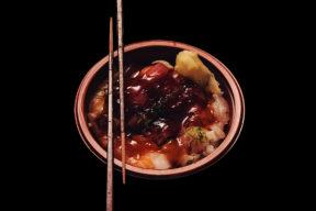 Chirashi Ukiyo sushi