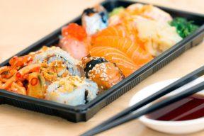 lunch pranzo sushi special ukiyo takeaway domicilio casa
