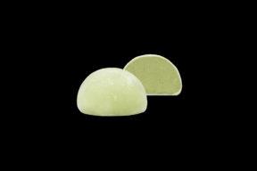 mochi verde dolce ukiyo sushi novata milano