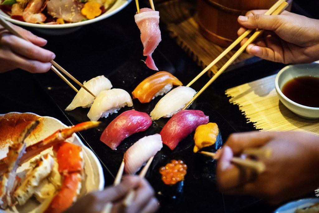 sushi special ukiyo takeaway domicilio casa